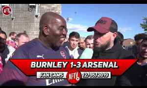 Burnley 1-3 Arsenal | I Would Lose The Europa League If It Meant Spurs Lost Their Final! (DT) [Video]