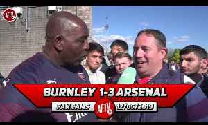Burnley 1-3 Arsenal | Sorry But Elneny Is Not Good Enough For This Club! [Video]