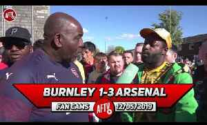 Burnley 1-3 Arsenal | Emery Has Got The Best That He Can Get Out Of This Squad [Video]