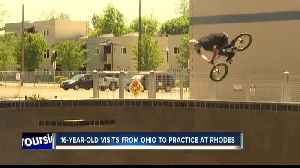 X games hype continues to build with Boise hosting the qualifier for the third year in a row [Video]