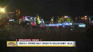 One dead, five injured after suspected wrong-way driver crash in Willoughby Hills [Video]