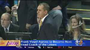 News video: Frank Vogel Agrees To Become Next Head Coach Of Lakers