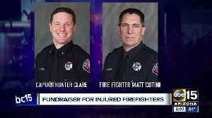 Valley gym holds fundraiser to help families of injured Peoria firefighers [Video]