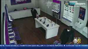 Well-Dressed Men Wanted In Cell Phone Store Robberies [Video]