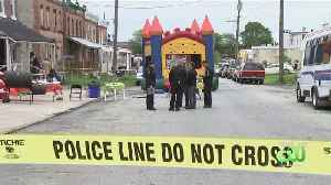 News video: One Child, One Woman Shot At Chester Mother's Day Party