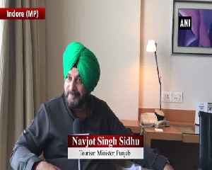 PM Modi is liar in chief, divider in chief and Ambani's manager in chief Navjot Singh Sidhu [Video]
