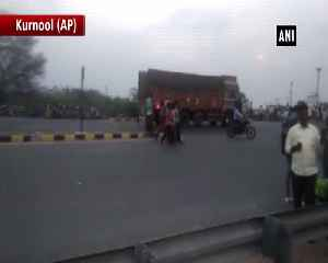 13 dead in road accident in APs Kurnool [Video]