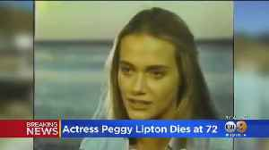 'Mod Squad' Actress Peggy Lipton Dies At 72 [Video]