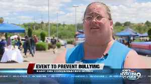 Event in Benson aims to put a stop to bullying [Video]