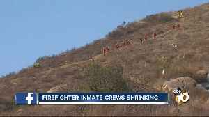 Inmate fire crew numbers down in California [Video]