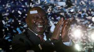 ANC celebrates victory in South African elections [Video]