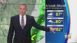 Jeff Ray's Weather Update [Video]