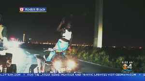 News video: Local Rapper Kodak Black Arrested Prior To Taking Stage At Rolling Loud