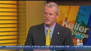 Keller @ Large: Gov. Baker On Mueller Report, Prosecution Of Newton Judge [Video]