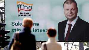Lithuania presidential election: All or nothing as prime minister looks to become head of state [Video]