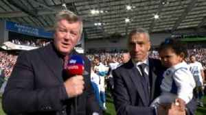 Hughton: I couldn't have asked for more [Video]