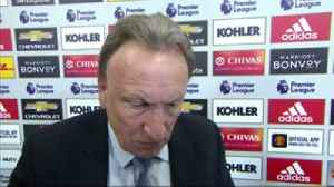 Warnock: We're in a good place [Video]