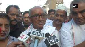 LS polls | Congress candidate Digvijaya Singh regrets not casting vote [Video]