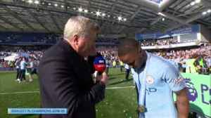 Sterling: It's why I came to City [Video]
