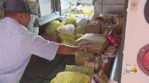 Stamp Out Hunger Driver Helps Children At Critical Time [Video]