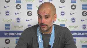 Guardiola: That was my toughest title triumph [Video]