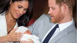 It's Meghan Markle's First Mother's Day! [Video]