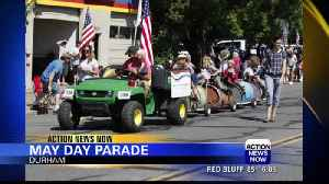 Durham's Annual May Day Parade [Video]