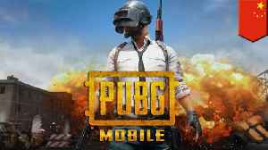 PUBG mobile replaced by lame blood-free clone in China [Video]