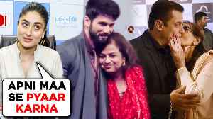 Shahrukh, Salman, Alia, Shahid, Kareena | Mother's Day Special | Best Moments [Video]