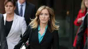 Felicity Huffman Faces Up To 20 Years In Jail [Video]