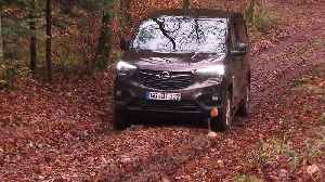 The new Opel Combo 4x4 Preview [Video]