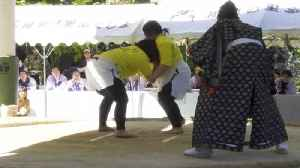 Japan: Mother's Day marked by woman-only sumo wrestling tournament [Video]