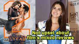 Not upset about SOTY 2 mixed reviews: Tara Sutaria [Video]