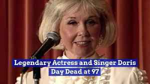 Legendary Actress and Singer Doris Day Dead at 97 [Video]