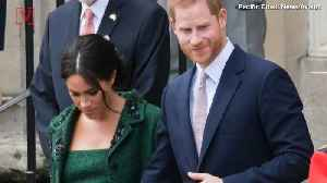 Royal Commentator Says Prince Harry & Meghan Markle Are Not Joining Twitter Anytime Soon [Video]