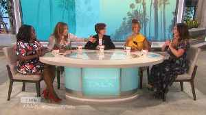 The Talk - Carrie Ann Inaba on 'DWTS' Renewal; Jennifer Love Hewitt Would 'love to' Be Contestant [Video]