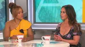 The Talk -  Jennifer Love Hewitt on Feeling Regretful After Mother Passed Away [Video]