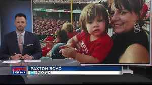 ESPN 106.3's Paxton Boyd's Mother's Day Tribute [Video]