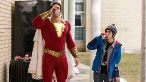What Is Zachary Levi's Favorite Part About Playing Shazam? [Video]