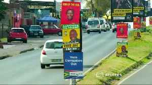 South Africa's ANC wins majority in parliamentary election [Video]