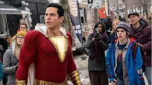 Zachary Levi Reveals Favorite Memories From 'Shazam!' [Video]