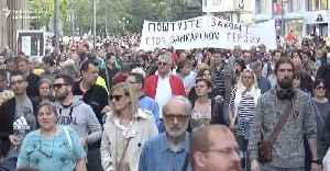 Thousands Protest in Anti-Government Marches in Serbia [Video]