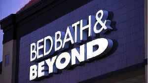 Bed Bath & beyond CEO steps down [Video]
