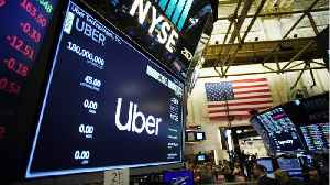 Uber stock down for second say following IPO [Video]