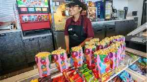 'Avengers: Endgame' A Boon To Snack Stand [Video]