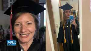 Local mother and daughter graduate together [Video]