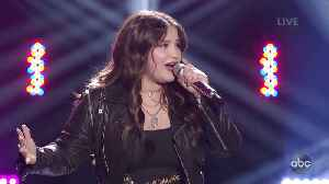 Madison VanDenburg Performs 'What About Us' Live on American Idol [Video]