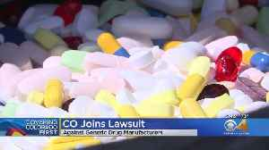 Colorado Joins Another Lawsuit Against Big Pharma [Video]