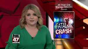 22-year-old woman killed in Clinton County rollover accident [Video]