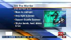 GG the Warrior Festival to help 10 year old girl battling Leukemia [Video]